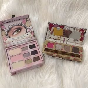 Urban Decay and Too Faced